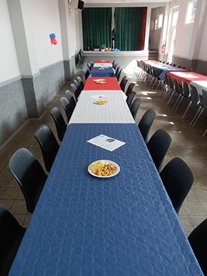 Salle des fêtes Haplincourt